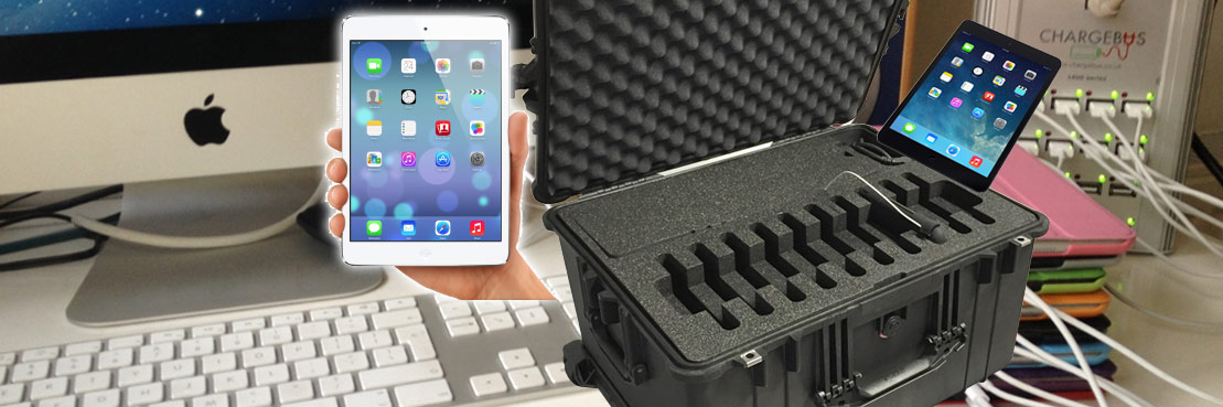 Ipad Carrying Case For Multiple Ipads Charge Multiple Ipads Ipad