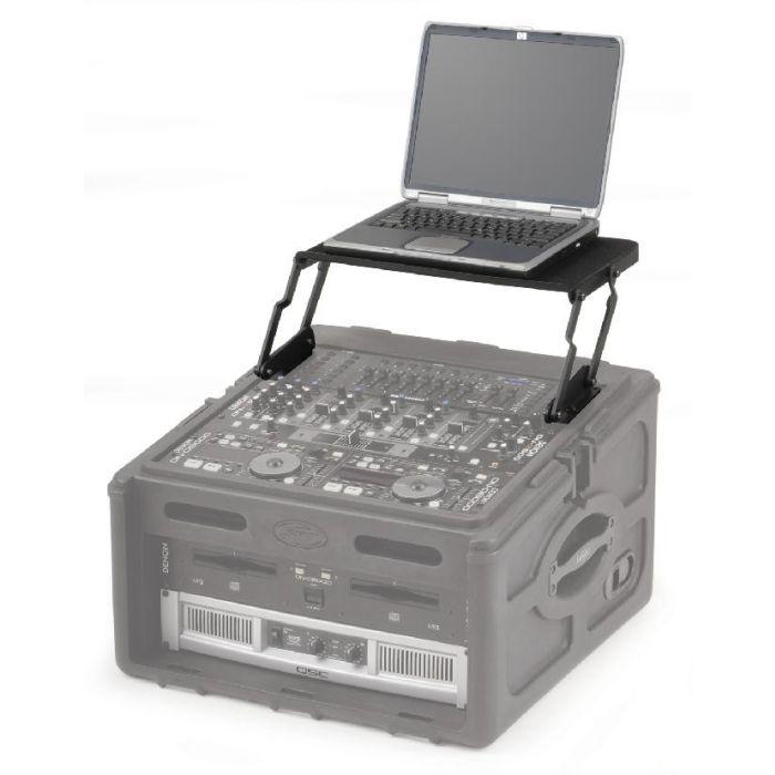 SKB 8 Space Audio Video Shelf