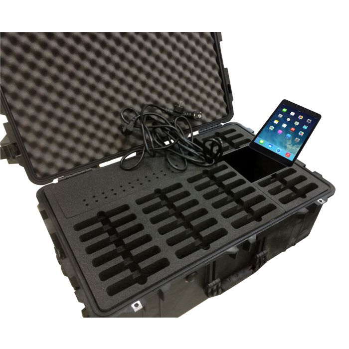 Charge for 24 iPads & Tablets