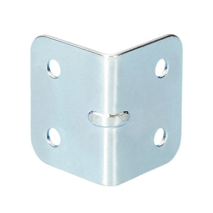 Small brace for small ball corners 30 x 24 mm