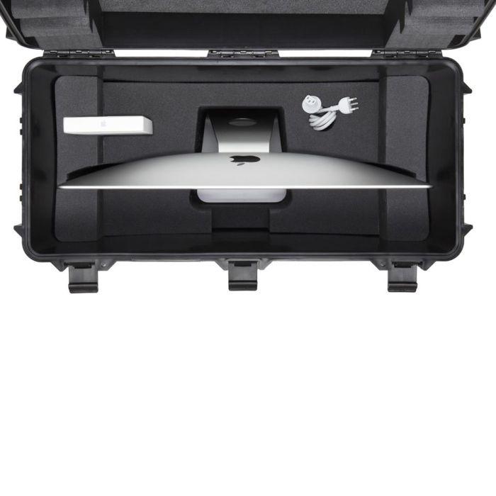 Flightcase for iMac 27 & iMac Pro