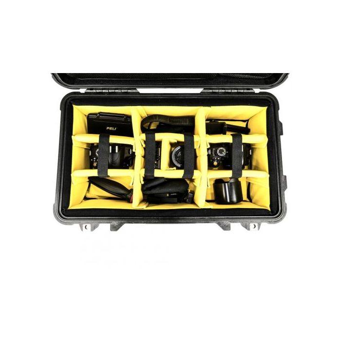 Peli 1515 Padded Divider Set - for Peli 1510