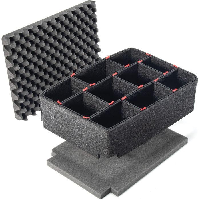 Peli 1550 TrekPak Kit
