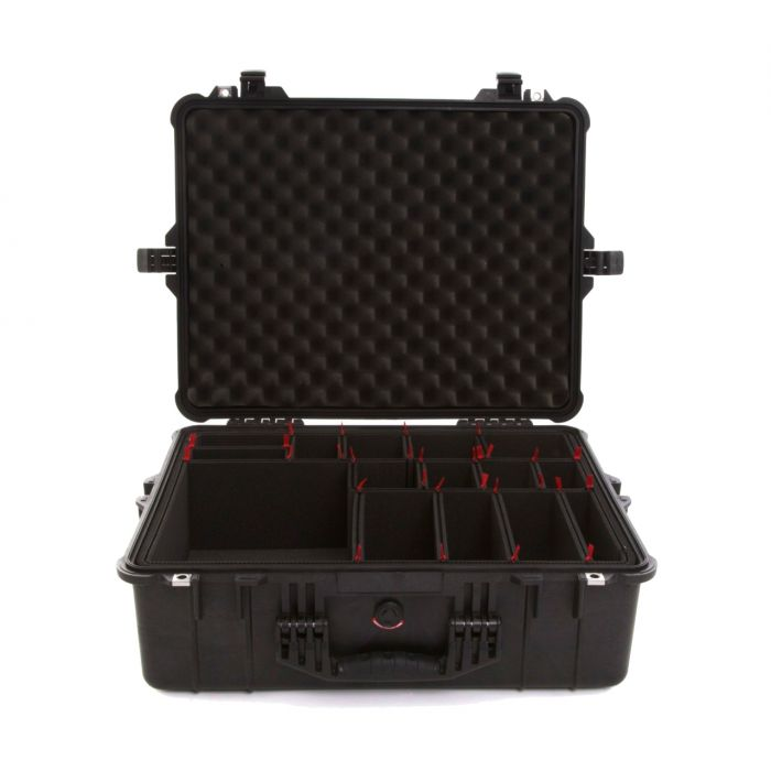 Peli 1600 TrekPak Kit