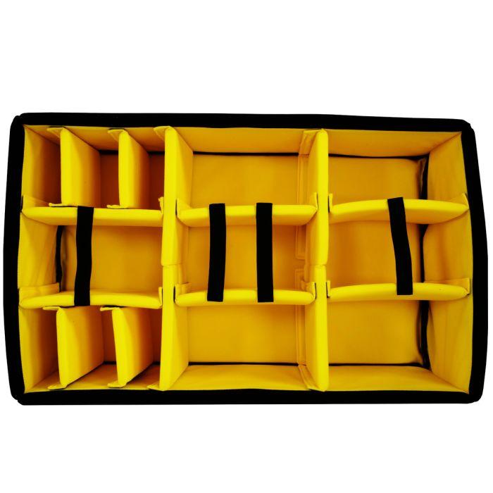 Peli 1650 Padded Divider Set