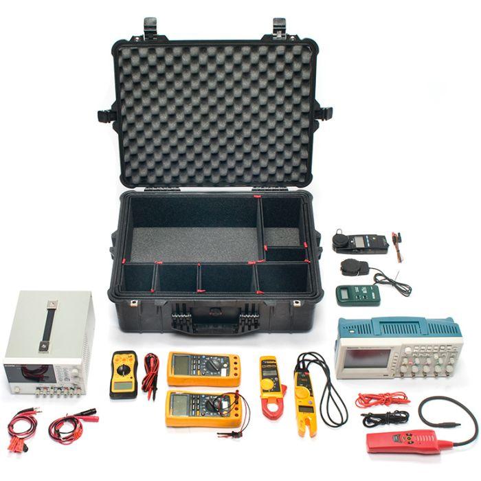 Peli Air 1555 TrekPak Kit