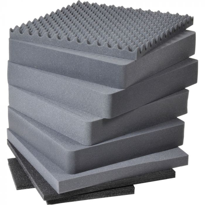 Peli 0371 Foam Set for Peli 0370 Case