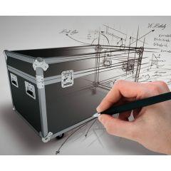 DIY - Hardware til at bygge din egen FLightcase