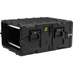 "SUPER-V-SERIES 5U - 24"" - 601 mm Deep Static Shock Rack"