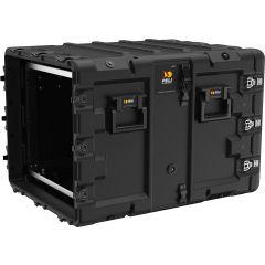 "SUPER-V-SERIES 9U - 24"" - 601 mm Deep Static Shock Rack"