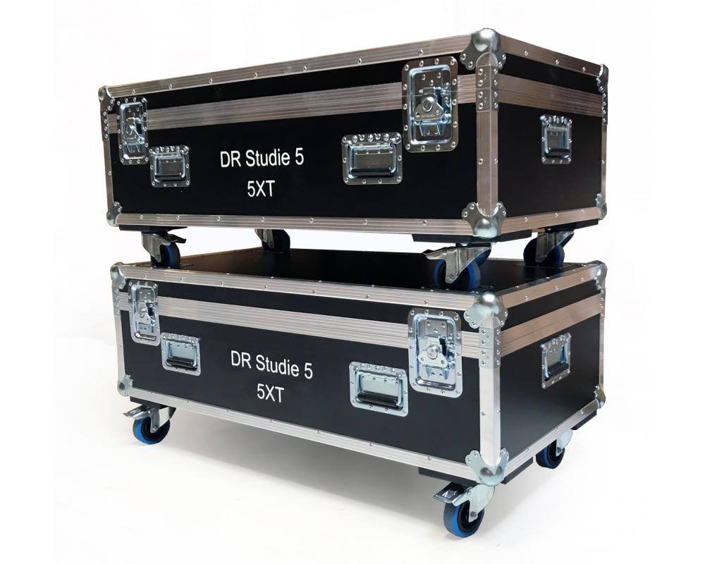 Custom Flight Cases Danmarks Radio DR (Danish Broadcasting Corporation)