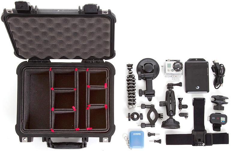 TrekPak Divider Kit