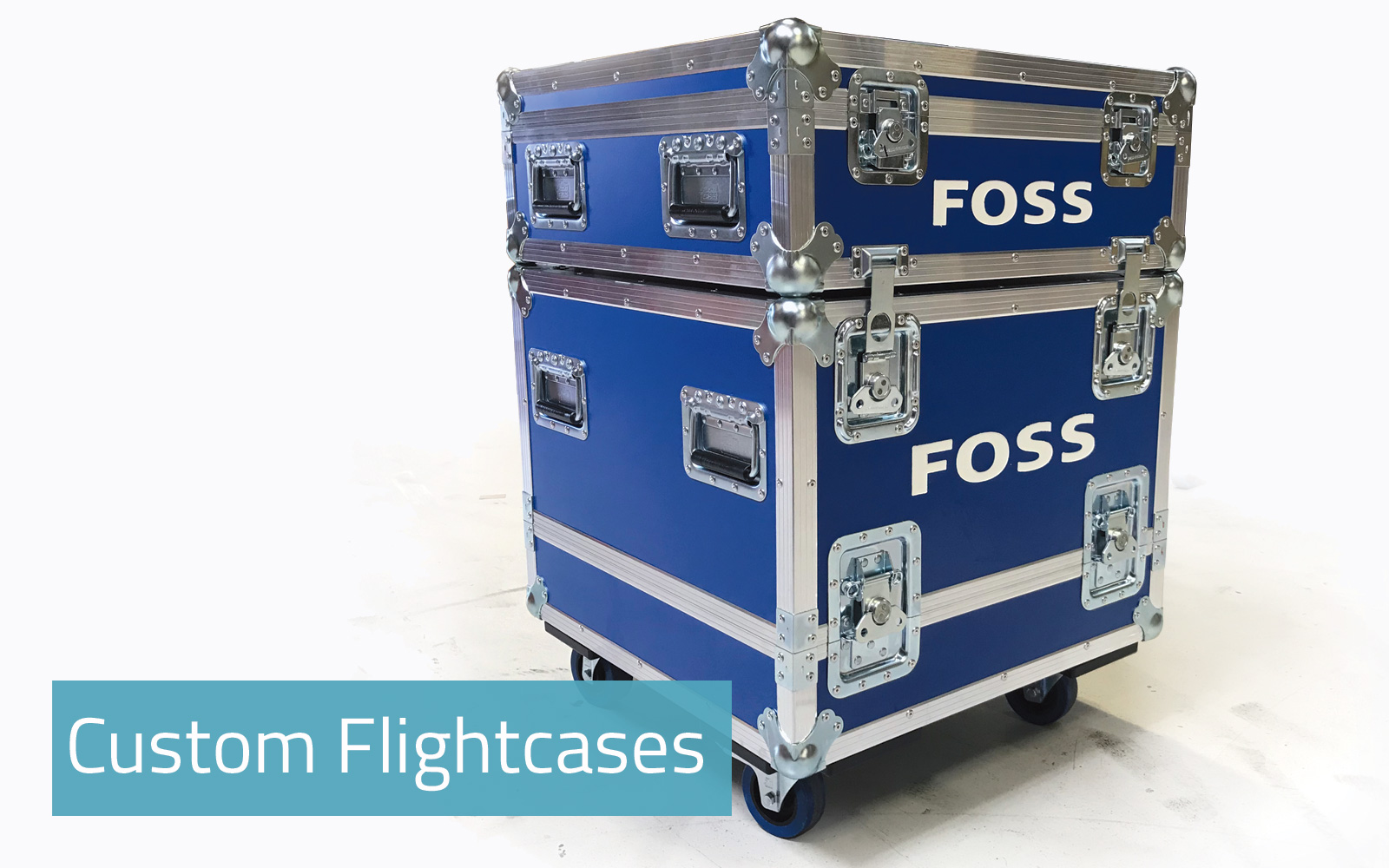 More about our Custom Flightcases