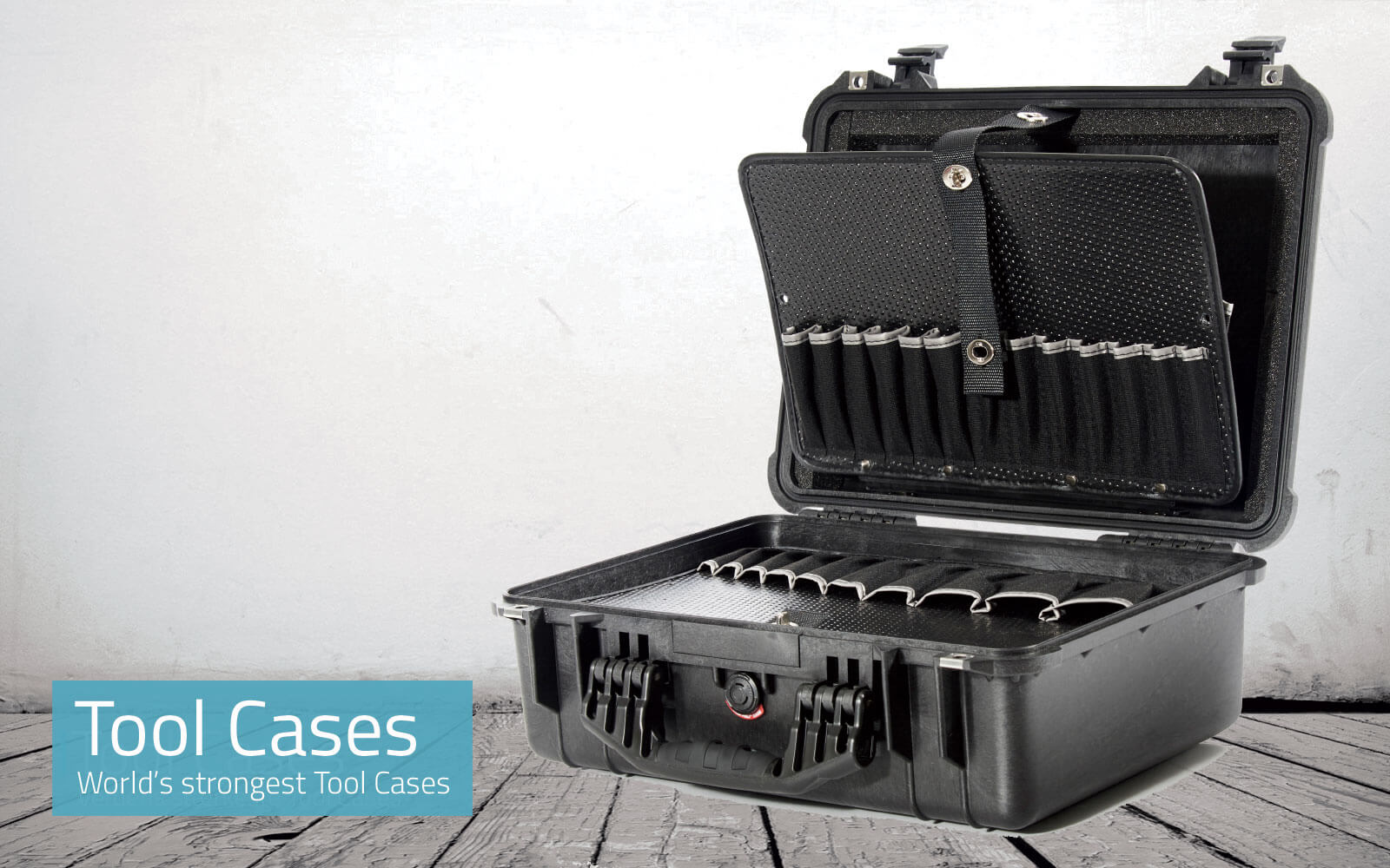 Worlds strongest Tool Case - Only at Flightcases