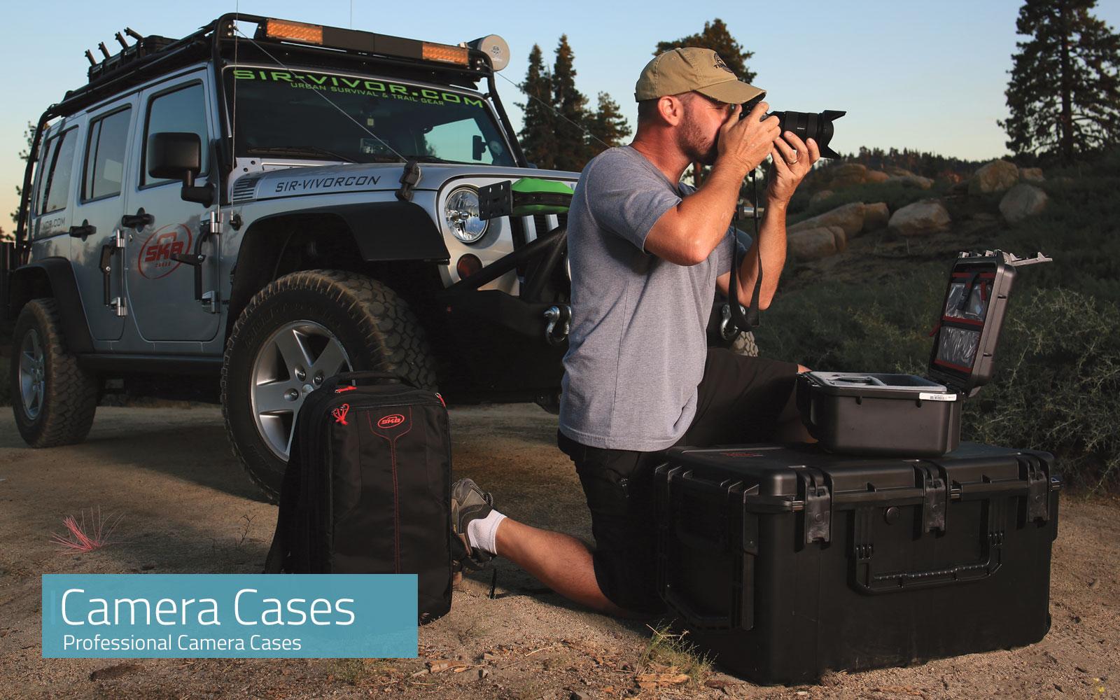 Professional Camera Cases