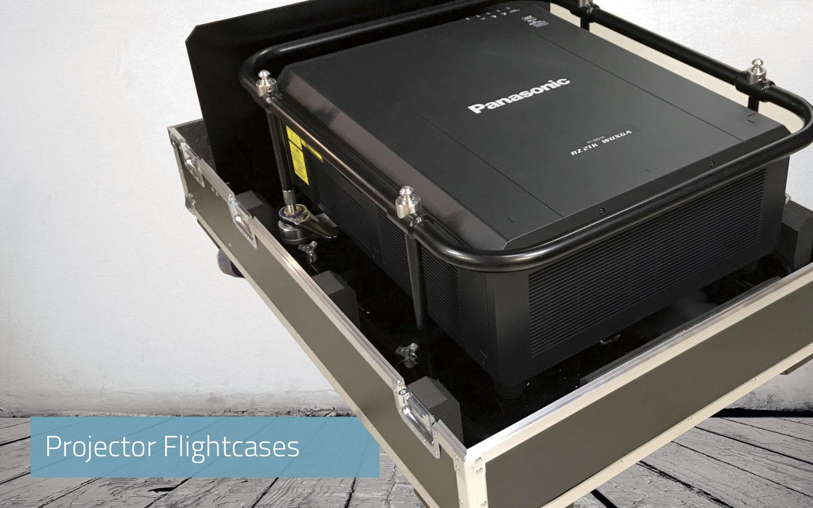Projector Flightcases